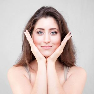 , Skin tightening in the face: Facial Yoga